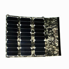 Solar sunpower Charger 12V 30W usb Charger for Phone Powerbank Outside