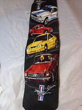 Ford Motor Company different era Mustangs tie-Ralph Marlin