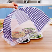 Kitchen Food Cover Tent Outdoor Umbrella Covers Cake Camp Mosquito Net Mesh