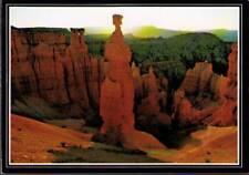 (vj8) Bryce Canyon National Park: Thor's Hammer at Sunrise