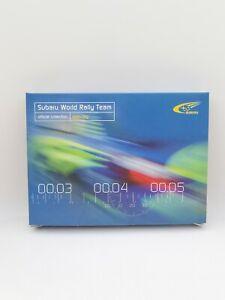 Official Prodrive Subaru World Rally Team Merchandise Flag - BNIB & RARE