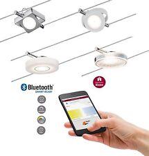Paulmann Smarthome LED Seil Erweiterungs Spots 4 Modelle Weißlicht 2700-6500K