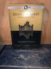 PBS Downton Abbey - Seasons One And Two ~ Limited Edition 6-Disc DVD Box Set