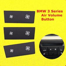 "For BMW E90/E87/E4/F25 X3 A/C Climate Control Panel Button""FAN SPEED"" A/C Heater"