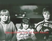 """I SAW WHAT YOU DID"" SHARYL LOCKE AUTOGRAPHED  THE CAR SCENE 8X10 PHOTO 1ST EVER"