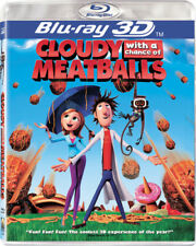 Cloudy with a Chance of Meatballs (3D) [New Blu-ray 3D] 3D, Ac-3/Dolby Digital