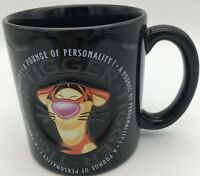 Disney Store Tigger A Pounce Of Personality Large 3D Coffee Tea Or Cocoa Mug Cup