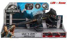 Jurassic World 2 Grab N Growl Indoraptor Raptor Mattel FLY53 Sound Action Figur
