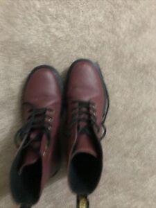 """Dr """"Doc"""" Martens Luana Women's Lace Up Boots Shoes"""