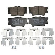 Disc Brake Pad Set-AWD Rear Federated D1212C