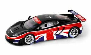 TSM 131812R McLaren MP4-12C GT3 model car 'The Great' Goodwood  2012 Ltd Ed 1:18