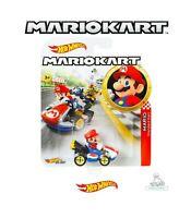 Hot Wheels Mario Kart Mario Standard Kart