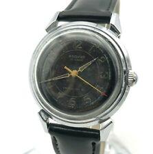 Vintage Men's Watch First Automatic Soviet Watch RODINA Rare Crab Case SERVICED