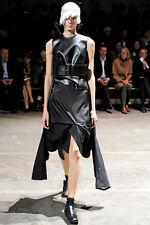 NWOT Authentic COMME DES GARCONS 2010 DECONSTRUCTED Jacket Skirt M/L