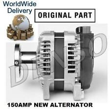 FOR FORD FOCUS + CMAX C MAX 1.8DT TD TDCi 2005--> ORIGINAL DENSO ALTERNATOR UNIT