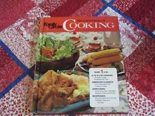 Family Circle Illustrated Library of Cooking Volume 1 Cookbook