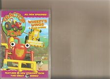TRACTOR TOM WHEEZYS WINGS DVD KIDS 6 EPISODES CITV