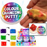 HEAT SENSITIVE COLOUR CHANGING SMART PUTTY SLIME TOY BIRTHDAY PARTY BAG FILLERS