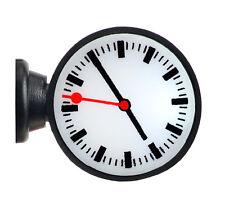 Viessmann 1383 Lumineux Horloge de Gare , Led Blanc, H0