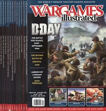 Wargames illustrated COMPLETE YEAR 2011