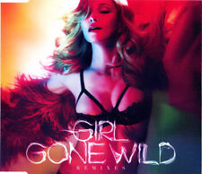 Madonna - GIRL GONE WILD [REMIXES] - Maxi CD Single © 2012 (NEW, OVP)