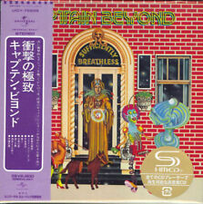 CAPTAIN BEYOND-SUFFICIENTLY BREATHLESS-JAPAN MINI LP SHM-CD G00
