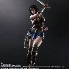 SQUARE ENIX PLAYARTS BATMAN vs SUPERMAN DAWN OF JUSTICE WONDER WOMAN  - SEALED