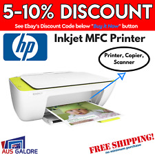 Printer Copier Scanner Inkjet USB Colour HP Deskjet MFC 2130 Office Home Portabl