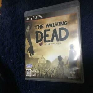 PS3 Walking Dead 00177 Japanese ver from Japan