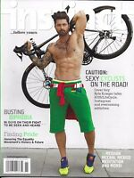 Instinct Gay Magazine Kyle Krieger Bisexuality Honoring The Equality Movement