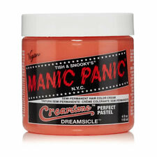 DREAMSICLE Manic Panic Colore Temporaneo Semi Permanent Hair Dye Vegan Colour