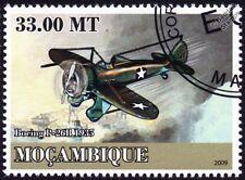 Usaac Boeing P-26 / p-26b Peashooter la Segunda Guerra Mundial Aviones De Combate Sello
