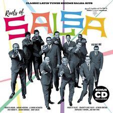 ROOTS OF SALSA VOL.1-CLASSIC LATIN TUNES...   VINYL LP+CD NEU