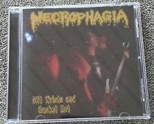 NECROPHAGIA - SLIT WRISTS AND CASKET ROT (CD-Red Stream Inc. 2006)