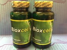 BIOXCELL (2 Bottles) CELULAS MADRES Stem Cells 500MG Madre bioxcel cel
