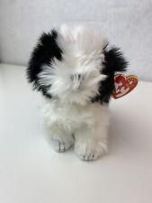 Ty Beanie Baby - Poofie Dog - Shih Tzu