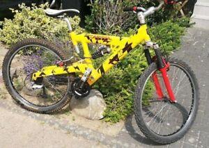 """K2 Downhill Mounten Bike RST Mountainbike 26"""" XT Truvativ Fully MTB Enduro"""