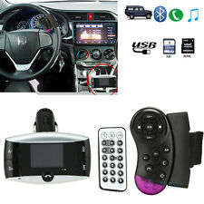 "1.5"" LCD Car Kit MP3 Player Bluetooth FM Transmitter Modulator SD MMC USB Remote"