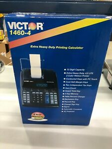 Victor Technology 12 Digit Extra Heavy Duty Printing Calculator