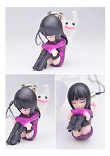One Piece Mascot Swing PVC Negative Horo Keychain SD Figure ~ Nico Robin @92195