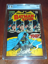 DETECTIVE COMICS #408 (1971)  VF (7.5) PGX cond. NEAL ADAMS Classic GOTHIC Story