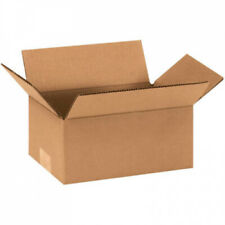 9  x 5  x 4 Pack of 25 Shipping Packaging Cardboard Corrugated Boxes For Mailing