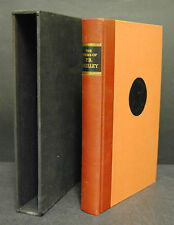Shelley – the Poems-Limited Editions Club – 1971 – illustr. by Smith