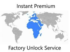 EMEA Premium Instant Factory Unlock Service For All iPhone and iPad