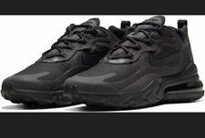 Nike Air Max 270 react Black Oil Grey CI3866-003 Running Shoes Men's Sz 8.5