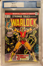 Strange Tales #178 CGC 9.6 OW/W - 1st Appearance of Magus