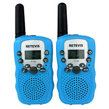 2x Retevis RT-388 Kid Gift Toy Walkie Talkie Two Way Radio UHF CTCSS/DCS AU ship