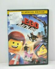 LEGO MOVIE SPECIAL EDITION DVD NEW
