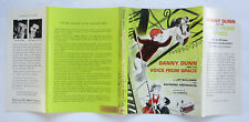 Danny Dunn and the Voice From Space DUST JACKET ONLY Jay Williams Abrashkin