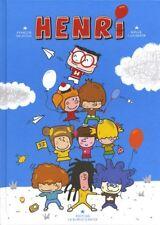 Henri | Album illustré pour enfants